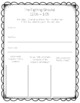 The Fighting Ground Novel Study Sheets!