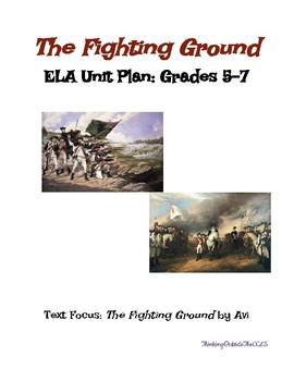 The Fighting Ground Unit Plan