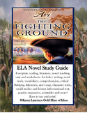 The Fighting Ground by Avi ELA Novel Study Guide Teaching Unit