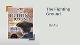 The Fighting Ground by Avi Read Aloud Vocabulary and Discu