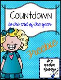 The Final Countdown FREEBIE