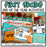 The Final Days of First Grade