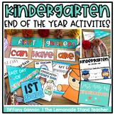 The Final Days of Kindergarten