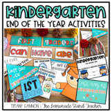 Kindergarten End of the Year Activities and Craft