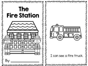 Emergent Reader - Fire Safety