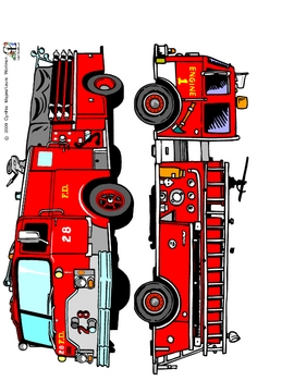 The Fire Truck Activity