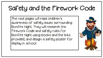 The Firework Code - A lesson in Safety