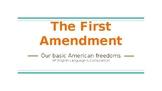 The First Amendment PPT