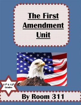 The First Amendment Unit
