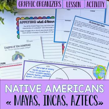 Native Americans - Mayas, Incas, Aztecs