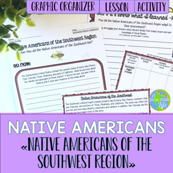 Native Americans - Southwest Native Americans