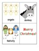 The First Christmas (Nativity) Word Cards for Writing Centers or Retelling