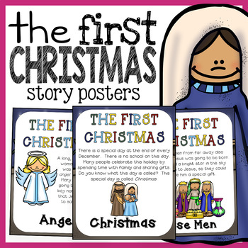 The First Christmas Story Posters