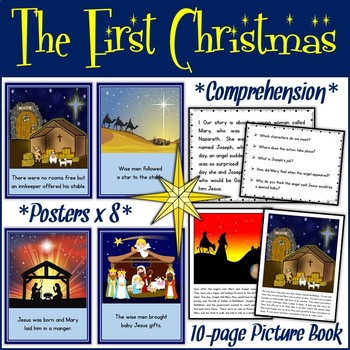 The First Christmas Story Retold Part 1: Read and Comprehend
