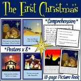 Nativity Story Picture Book   Christmas Reading Activity   Comprehension