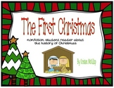 The First Christmas - nonfiction student reader to teach text features
