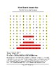 The First Continental Congress Word Search (Grades 4-5)