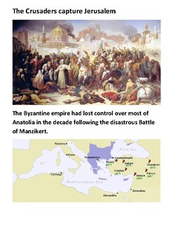 The First Crusade Handout