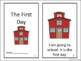 The First Day ~ Back to School Reader & timeline {Young Re