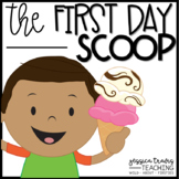 "The First Day ""Scoop"" {Craftivity, Booklet, Hat, and MORE}"