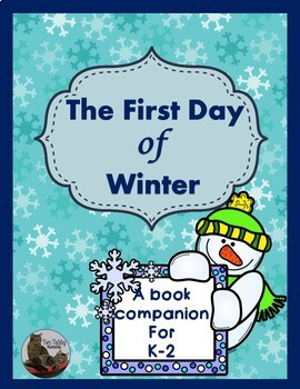 The First Day of Winter (a book companion)