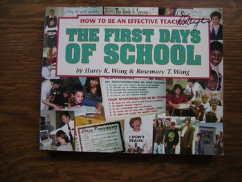 The First Days of School by H. Wong