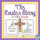 The First Easter - A Mini Book {Heaven's Little Helper}