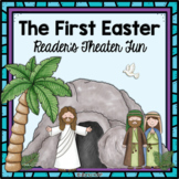 The First Easter - Reader's Theater and Puppet Fun!