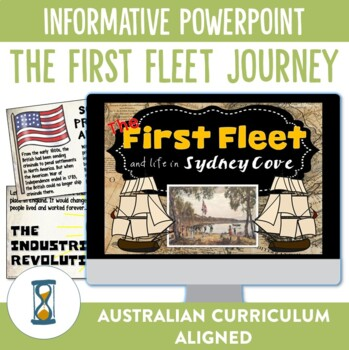 The First Fleet Informative Powerpoint