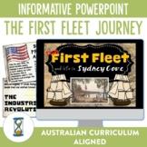 The First Fleet Informative Powerpoint