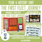 The First Fleet Lapbook Activities MEGA Bundle