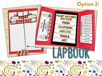 The First Fleet Lapbook Activities MEGA Bundle