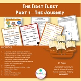 The First Fleet Part 1 - The Journey