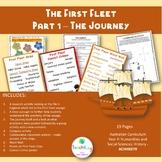 The First Fleet Part 1 - The Journey