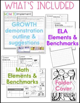 First Grade Assessment - The First Grade Measuring Stick