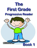 The First Grade Progressive Reader - 1st Grade Language Arts Mini