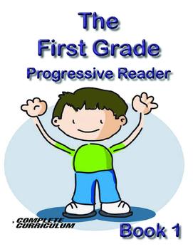 The First Grade Progressive Reader - 1st Grade Language Arts Mini