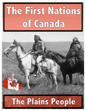 The First Nations of Canada // The Plains People