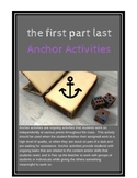 The First Part Last-Anchor Activities