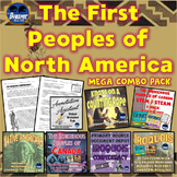 The First Peoples of North America Mega Bundle Combo Pack: Complete Unit