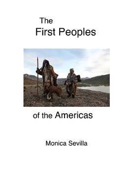 The First Peoples of the Americas