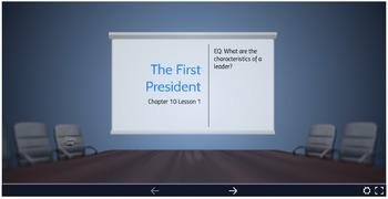 The First President Prezi