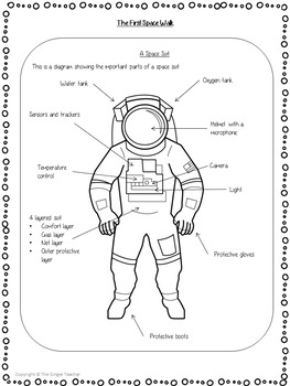 The First Space Walk   -  Complete Lesson