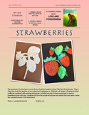 The First Strawberries: Art Inpired by a Cherokee Legend