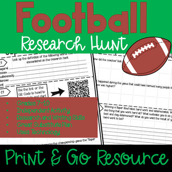 Football Research Hunt