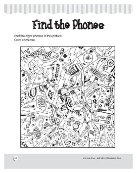 The First Telephone: Can You Hear Me Now? U.S. History Facts and Fun Grades 1-3
