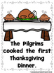 The First Thanksgiving  (A Sight Word Emergent Reader and