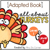 All About Turkeys [Level 1 and Level 2] | Turkey Life Cycl
