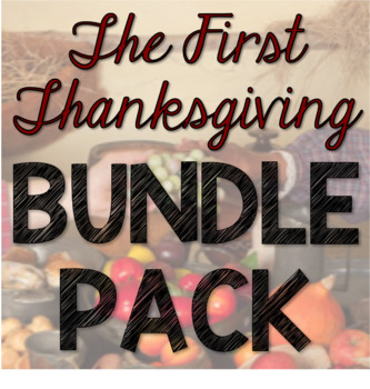 The First Thanksgiving BUNDLE!