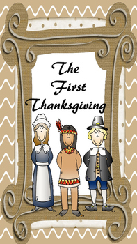 Thanksgiving Book for young readers